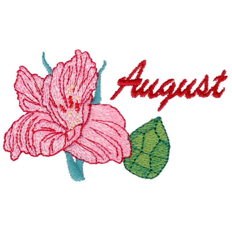August freeembroiderydesigns