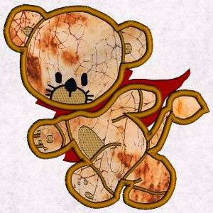Free Embroidery Design Super Bear Freeembroiderydesigns Com